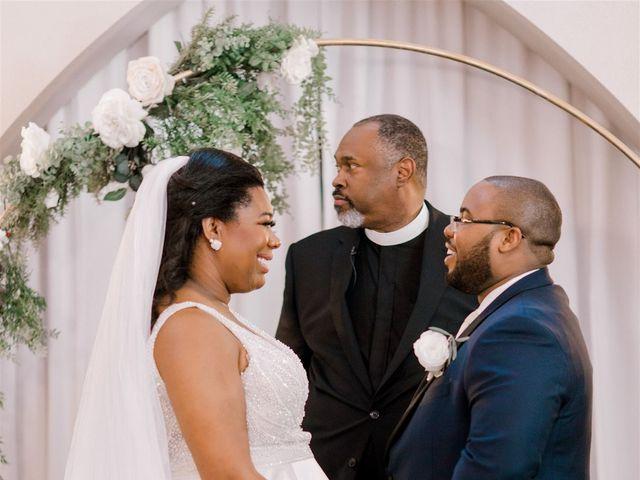 Stephen and Shalyn's Wedding in Rockwall, Texas 22