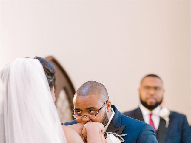 Stephen and Shalyn's Wedding in Rockwall, Texas 24