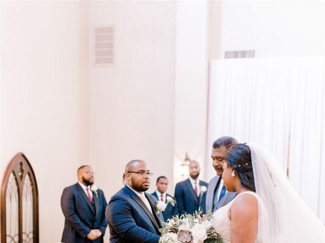 Stephen and Shalyn's Wedding in Rockwall, Texas 26