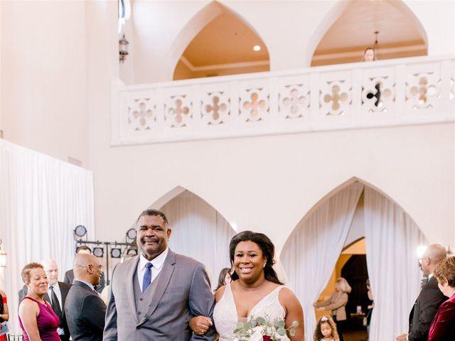 Stephen and Shalyn's Wedding in Rockwall, Texas 27