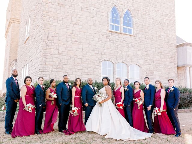 Stephen and Shalyn's Wedding in Rockwall, Texas 30