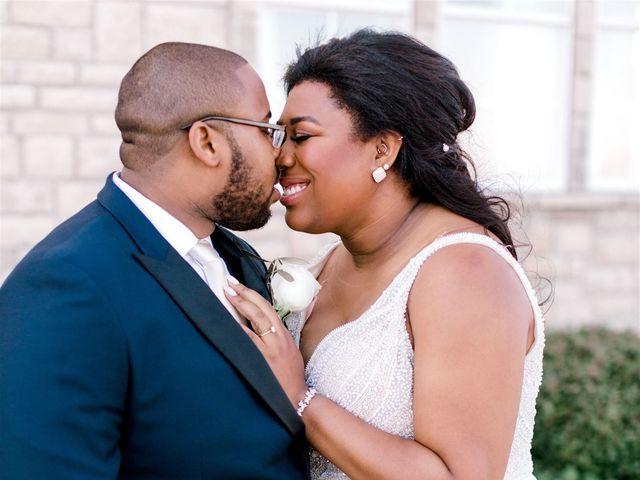 Stephen and Shalyn's Wedding in Rockwall, Texas 31