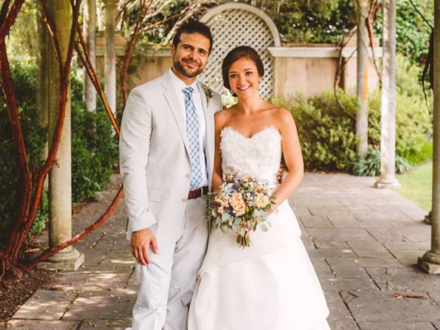The wedding of Hamad and Sabrina