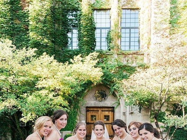 Liz and Rudy's Wedding in Elmwood Park, Illinois 6