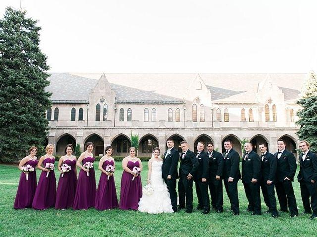Liz and Rudy's Wedding in Elmwood Park, Illinois 12