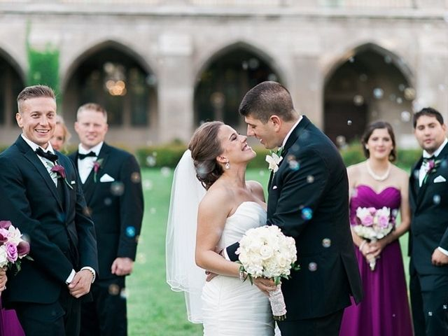 Liz and Rudy's Wedding in Elmwood Park, Illinois 13