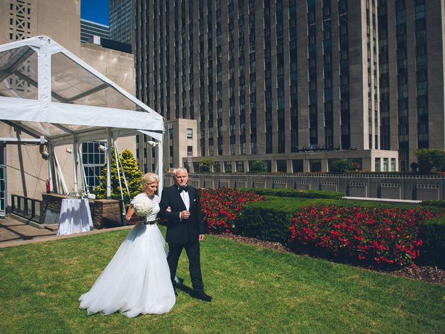 Katharina and Ralf's Wedding in New York, New York 6