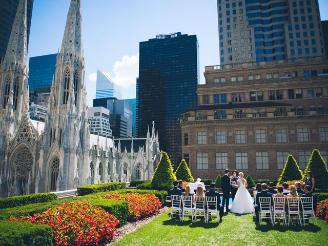 Katharina and Ralf's Wedding in New York, New York 7