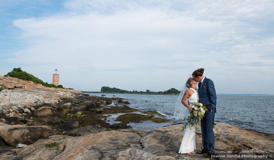 Caleb and Morgan's Wedding in Groton, Connecticut