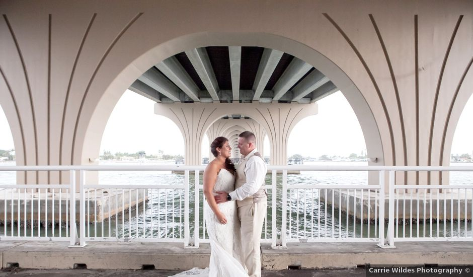 Wayne and Ashley's Wedding in Saint Petersburg, Florida