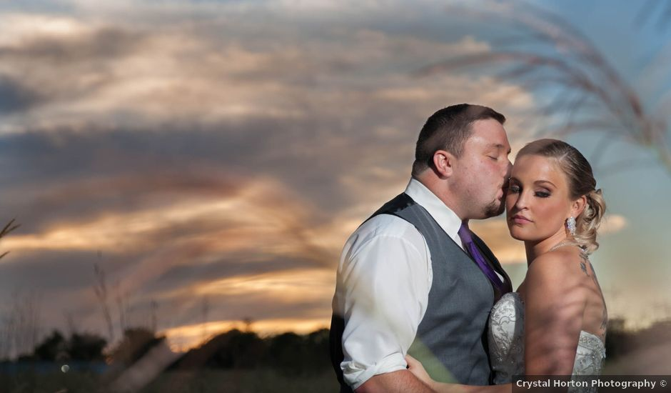 Brittany and Eli's Wedding in Tipp City, Ohio