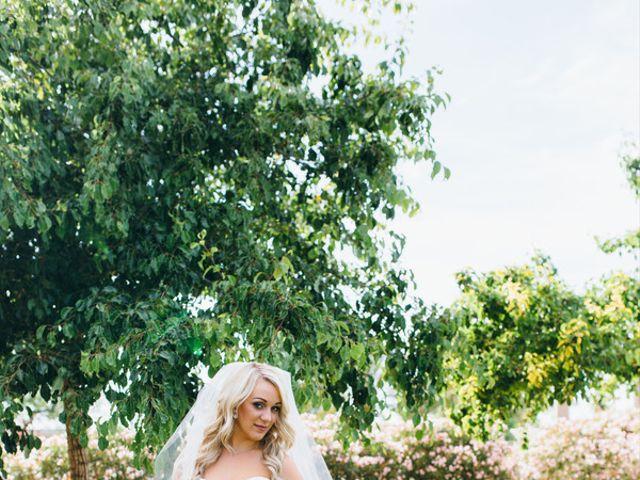Melissa and Andrew's Wedding in San Tan Valley, Arizona 5