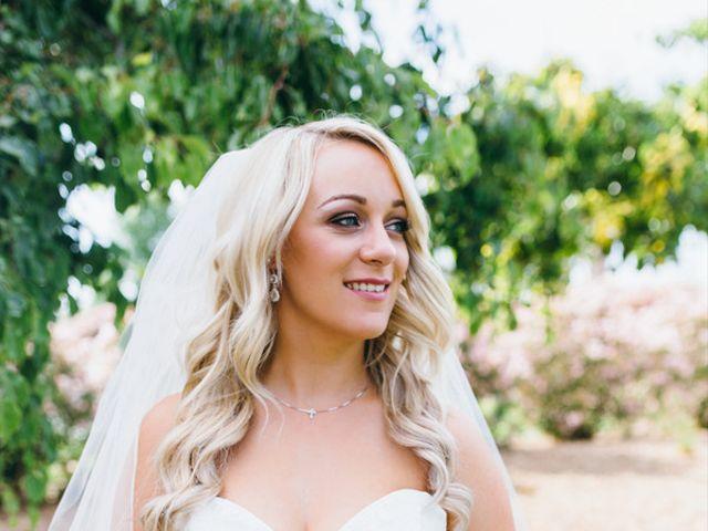 Melissa and Andrew's Wedding in San Tan Valley, Arizona 6