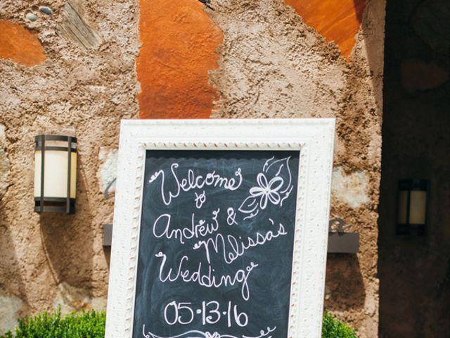 Melissa and Andrew's Wedding in San Tan Valley, Arizona 14