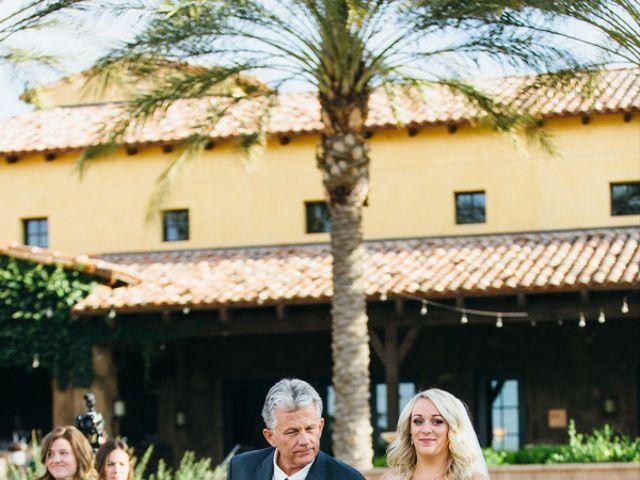 Melissa and Andrew's Wedding in San Tan Valley, Arizona 17