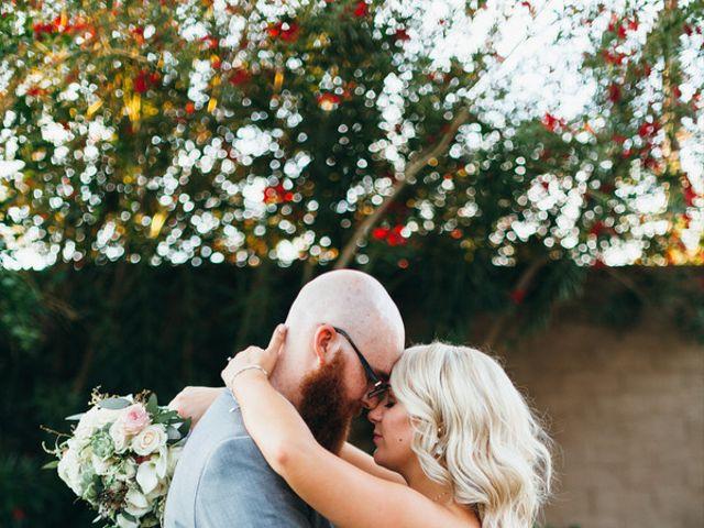 Melissa and Andrew's Wedding in San Tan Valley, Arizona 12