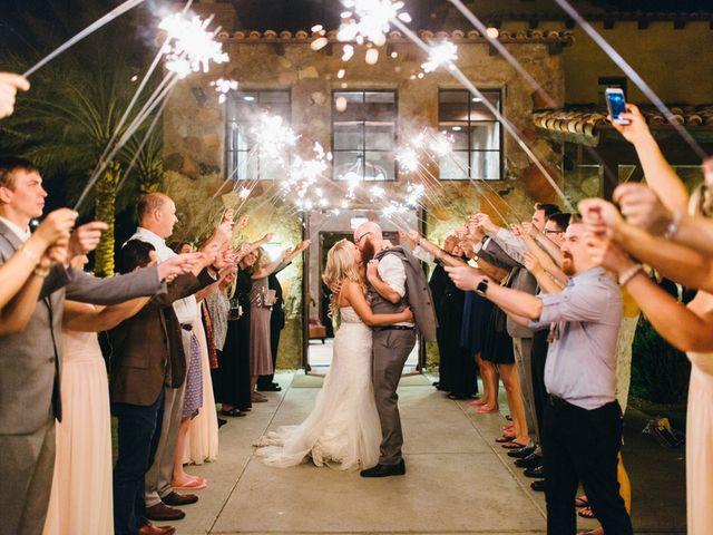 Melissa and Andrew's Wedding in San Tan Valley, Arizona 30