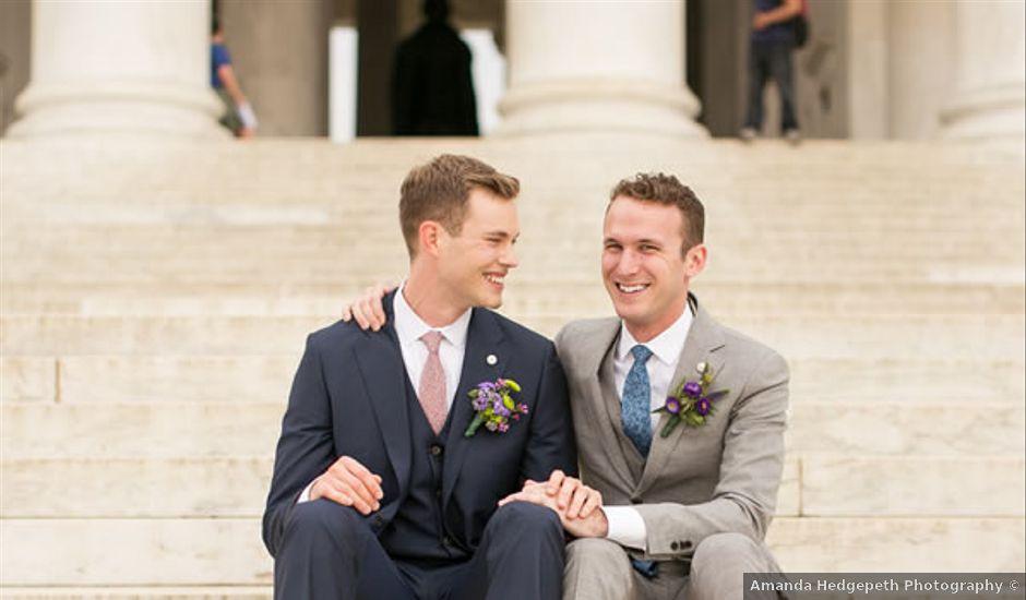 Joshua and Christopher's Wedding in Washington, District of Columbia