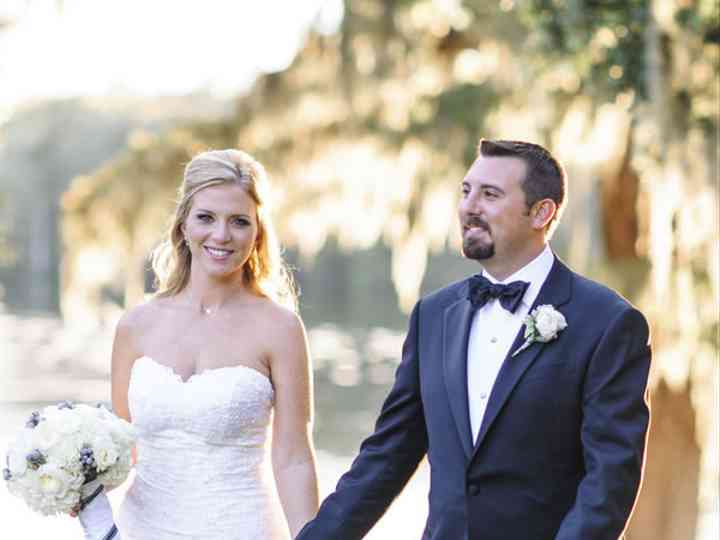 The wedding of Anthony and Jennifer