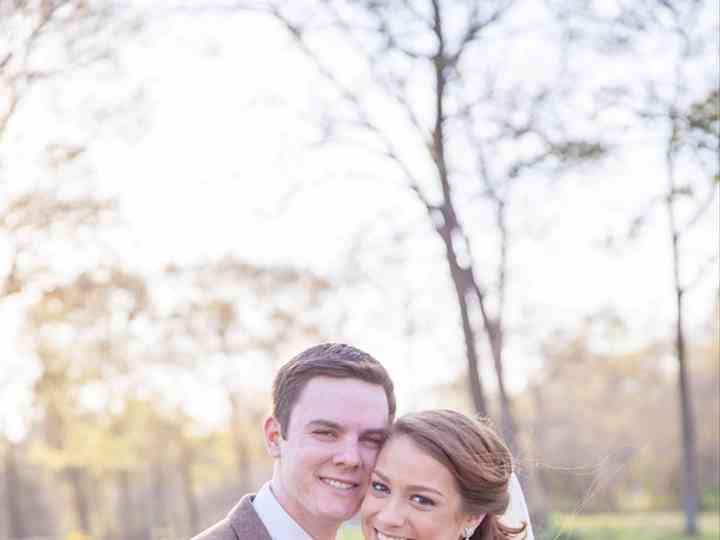 The wedding of Chris and Natasha