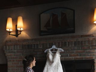 Morgan and Amanda's Wedding in Southold, New York 19