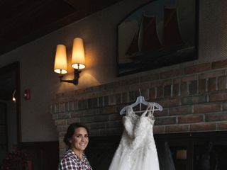 Morgan and Amanda's Wedding in Southold, New York 20