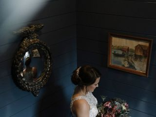 Morgan and Amanda's Wedding in Southold, New York 36