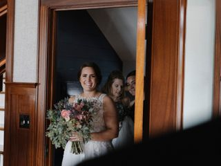 Morgan and Amanda's Wedding in Southold, New York 37