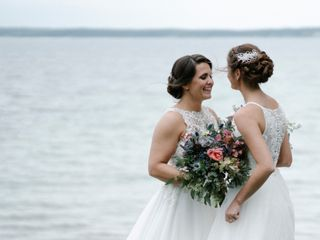 Morgan and Amanda's Wedding in Southold, New York 64