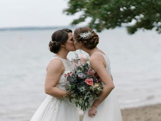 Morgan and Amanda's Wedding in Southold, New York 65