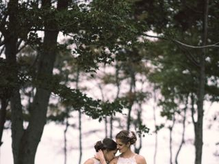 Morgan and Amanda's Wedding in Southold, New York 84