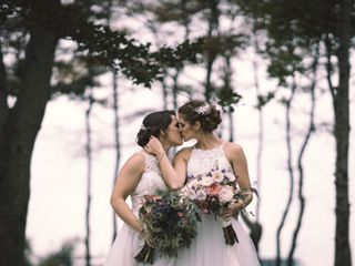 Morgan and Amanda's Wedding in Southold, New York 86