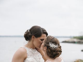 Morgan and Amanda's Wedding in Southold, New York 124
