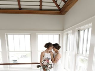 Morgan and Amanda's Wedding in Southold, New York 139