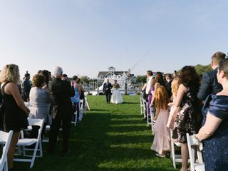 Morgan and Amanda's Wedding in Southold, New York 151