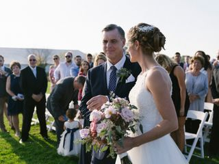 Morgan and Amanda's Wedding in Southold, New York 162