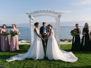 Morgan and Amanda's Wedding in Southold, New York 171