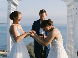 Morgan and Amanda's Wedding in Southold, New York 178