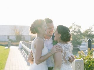 Morgan and Amanda's Wedding in Southold, New York 184