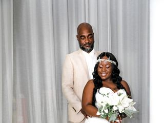 The wedding of  Shakiera and Corey 3