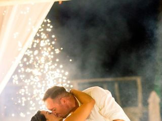 The wedding of Kassandra and Kit 1