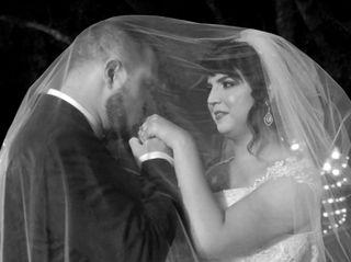 The wedding of Raya and Eric 1