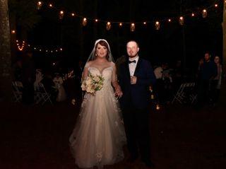 The wedding of Raya and Eric 2