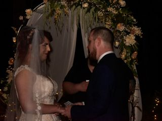 The wedding of Raya and Eric 3