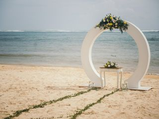 The wedding of Talita and Leandro 3