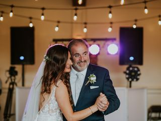 The wedding of Victoria and Kyle 1