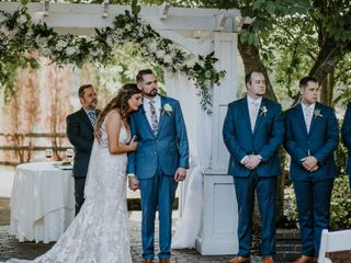 The wedding of Victoria and Kyle 2