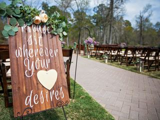 Natasha and Chris's Wedding in Conroe, Texas 12