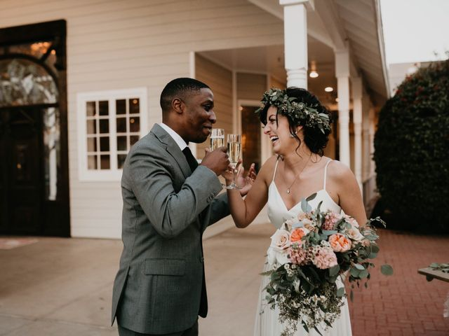 The wedding of Lexi and Jeremy