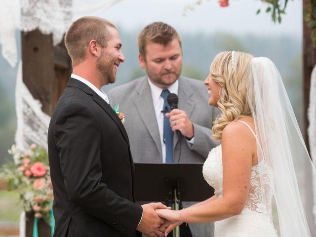 Jared and Lynnsie's Wedding in Spokane, Washington 8